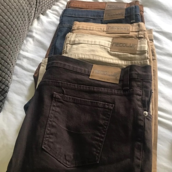 0d2b057a7445 Tilly's Jeans | Neoblue Mens From Tillys | Poshmark